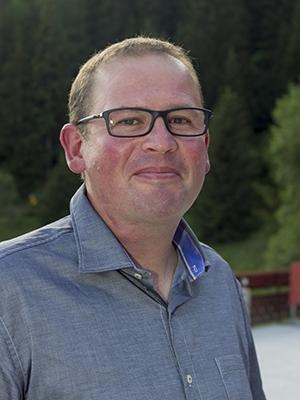 Samuel Berclaz, Trésorier.ère