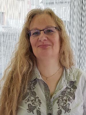 Christine Caloz-Rossier, PolioPlus
