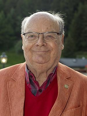 Hubert Varonier, Action Internationale